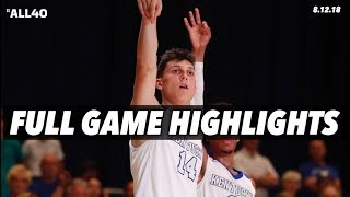 Download KENTUCKY VS TEAM TORONTO - FULL GAME HIGHLIGHTS Video