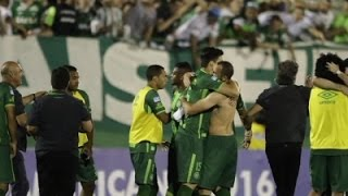 Download Soccer Team from Brazil in Colombia Plane Crash Video