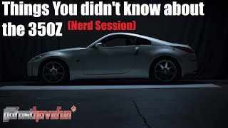 Download Things you didn't know about the Nissan 350Z (Nerd Out Session) | AnthonyJ350 Video