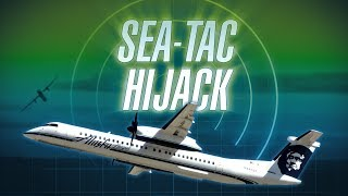 Download Stolen Horizon Air Q400 at Sea-Tac [with ATC audio] Video