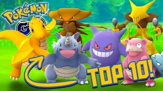 Download TOP 10 POKEMON GO CATCHES! Video