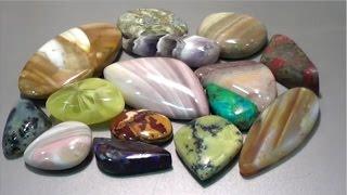Download How to Cut and Polish Semi Precious Gemstone - Ribbonstone   Liz Kreate Video