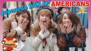 Download WHY AMERICA?!? Questions JAPANESE want to ask AMERICANS Video