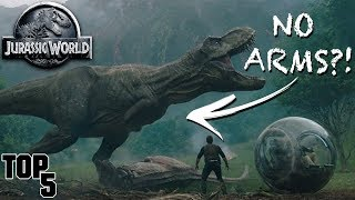 Download 5 Hidden Mistakes In Jurassic World Video