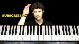 Download How to Play ″Canon in D″ (Pachelbel) Piano Tutorial w/ Sheets! Video