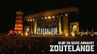 Download BLØF & Geike Arnaert - Zoutelande (Live op Concert at SEA 2018) Video
