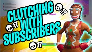 Download INSANE CLUTCH WITH SUBSCRIBERS| Fortnite Builder Pro Layout (xbox) Video