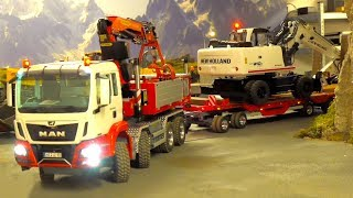 Download BEST OF RC TRUCK & CONSTR.-SITE COL. 3!STUCKING RC´S! HEAVY HAULAGE RC TRUCKS! MAN! AROCS! SCANIA! Video