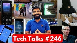 Download Tech Talks #246 - Jio - Intex Phone, mAadhaar, MiTV 4A, 102 iPhone Smuggling, Google Glass Video