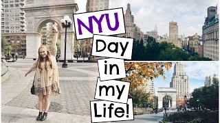 Download A Day in the Life of an NYU Student | GoPro HERO 4 Silver Video