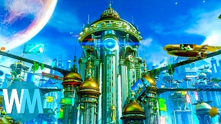 Download Top 10 Coolest Fictional Video Game Planets Video