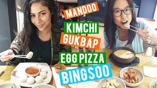 Download Korean Food ft. Alex Reid of RaNia ♦ Tour of Gangnam Video