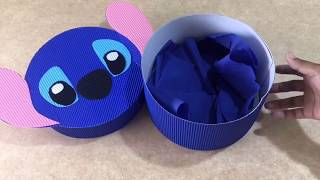 Download CAJA STITCH CIRCULAR Video