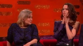 Download Carrie Fisher warns Daisy Ridley about being a masturbation fantasy Video