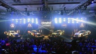Download Hendrick Motorsports 2018 Paint Schemes Reveal - Chevy Camaro ZL1 Video