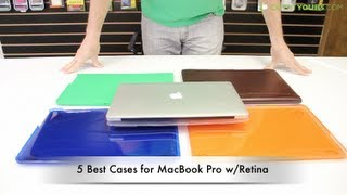 Download Top 5 Best Cases for Retina MacBook Pro Video