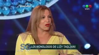 Download Lizy Tagliani visita a Susana en el living - Susana Giménez Video