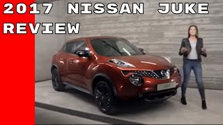 Download 2017 Nissan JUKE Features, Options, and Review Video
