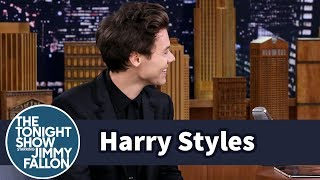 Download Harry Styles Gets Emotional Watching Dunkirk Video