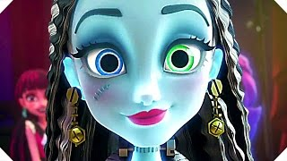 Download MΟNSTER HIGH ″Electrified″ - Movie TRAILER (Animation, 2017) Video