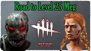 Download Dead by Daylight: Road to Level 25 Meg! InkEyes [#1] Video