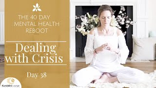 Download Dealing With Crisis - Yoga for Mental Health - Day 38 with Mariya Gancheva Video
