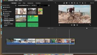 Download Split, Trim and Delete Clip- iMovie Video