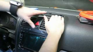 Download COMO INSTALAR UN AUTOESTEREO EN UN DOBLE DIN EN VOLKSWAGEN BORA Video