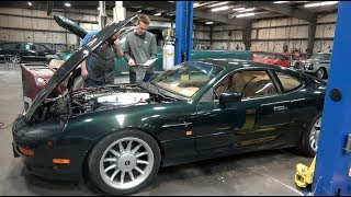 Download Here's Everything That's Broken on My Cheap Aston Martin DB7 Video