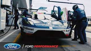 Download Ford GT Claims 2017 Season Opener with Silverstone Victory | FIA World Endurance | Ford Performance Video