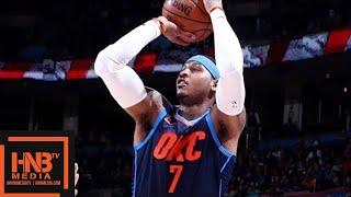 Download Oklahoma City Thunder vs Dallas Mavericks Full Game Highlights / Dec 31 / 2017-18 NBA Season Video