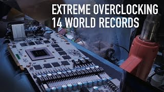 Download Extreme Overclocking: 14 World Records | Galax Overclocking Carnival | Wuhan, China Video