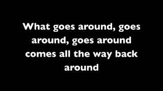 Download Justin Timberlake - what goes around comes around (lyrics on screen) Video