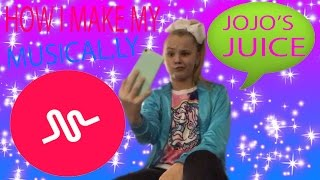 Download HOW I MAKE MY MUSICAL.LY! JoJo's Juice Video