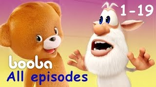 Download Booba - All Episodes Compilation (19 -1) Funny cartoons for kids буба 2017 KEDOO animation for kids Video