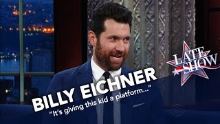 Download Billy Eichner Announces He Will Perform At Trump's Inauguration Video