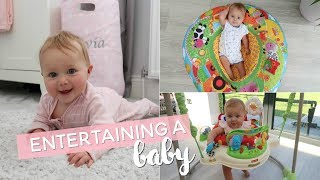Download How to Entertain a Baby | 3-6 Months Video