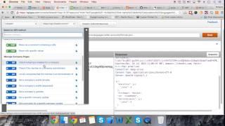 Download linkedin api to retrive user profile info Video