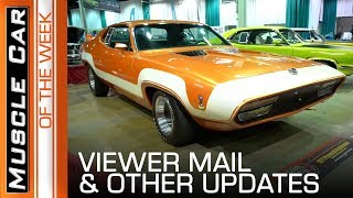 Download New Features from Muscle Car Of The Week Episode 307 V8TV Video