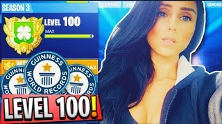 Download NEW SKINS UPDATE + LEVEL 100 GAMEPLAY FORTNITE BATTLE ROYALE PS4!!!! Video