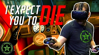Download VR the Champions - I Expect You To Die Video