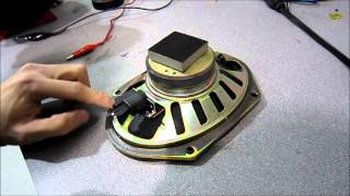 Download Checking for Positive & Negative on a Speaker (Speaker Polarity) Video