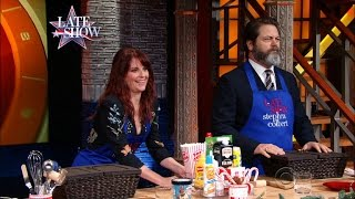 Download Smooshed: Holiday Edition with Megan Mullally and Nick Offerman Video