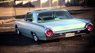 Download Hot Rod Revue: ROCKETBIRD! '62 Ford Thunderbird Mild Custom Video