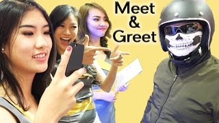 Download Meet & Greet di booth Chevrolet IIMS 2017 Video