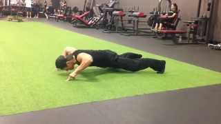 Download DAVID YEUNG BOLO two finger push up training 2014' must see Video