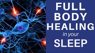 Download HEAL while you SLEEP ★ Full Body Healing ★ Manifest Cell Healing ★ Pain Relief Healing Meditation Video