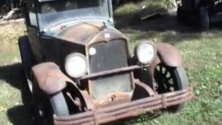 Download 1928 Buick Country Club Coupe 1st Start in 50 Years Video