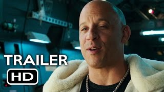 Download xXx: The Return of Xander Cage Official Trailer #1 (2017) Vin Diesel Action Movie HD Video