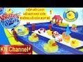 Download ĐỒ CHƠI CÔNG VIÊN NƯỚC KHỔNG LỒ CỦA BÚP BÊ CHIBI 1 | WATER PLAY POOL TOY FOR KID Video